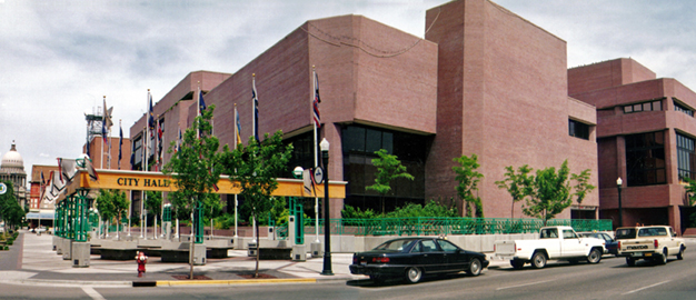 Boise City Hall